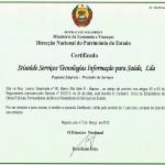 Certificado UFSA